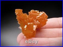 Wulfenite Crystals, Old Yuma Mine, Arizona