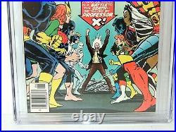 X-Men #100 CGC 8.0 Marvel 1976 Old X-Men vs New X-Men Original Owner