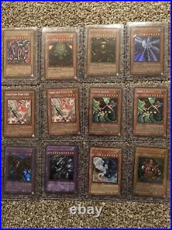 Yugioh Card Lot Collection Old School Ultimate Rares 1st Edition! Foils